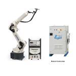 Buy cheap 6 AXIS TIG / MIG / Pinch Welder Industrial Welding Robots , Arc Welding Robotic Arm from wholesalers