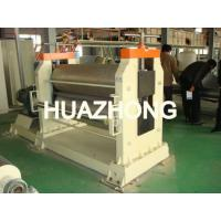 Buy cheap 40cr Material Embossing Printing Machine With 296mm Roller Diameter , Embossing Equipment from wholesalers
