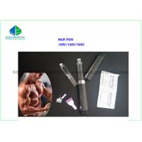Buy cheap Human Muscle Growth Injection Hormones HGH 191AA 10IU Somatropin Peptide Body Building jintropin from wholesalers