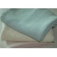Buy cheap Pure 100 Cotton Baby Blanket from wholesalers