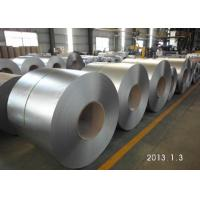Buy cheap Chemical Stainless Cold Rolled Coil , Hot Rolled Hr Coil Galvalume Galvanized Steel Coil from wholesalers