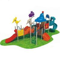 Buy cheap Engineering Plastic Outdoor Playground AM-1673A from wholesalers