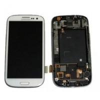 Wholesale TFT Samsung Mobile LCD Screen For Samsung i9300 Galaxy S3 With Digitizer from china suppliers