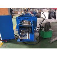 Buy cheap 77mm Shutter Slat Roller Door Making Cold Roll Forming Machine from wholesalers