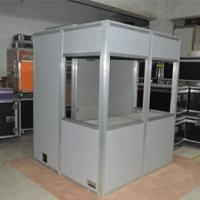 Buy cheap International Audio Conference Translation Simultaneous Interpreter Booth from wholesalers