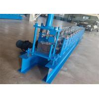 Buy cheap Cold Roll Forming Half Round Gutter Machine / Aluminium Gutter Making Machine from wholesalers