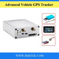 Buy cheap Vehicle GPS Tracker, GSM GPS Sim Card Tracker, Car Locator with RFID Reader, Microphone, Camera, SOS Panic Button from wholesalers