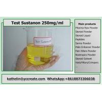 Buy cheap Sustanon 250 Injectable Legal Steroids , Medical Raw Materials Injection Oil Format from wholesalers