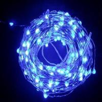 Buy cheap 10m/100leds battery operated rope lights outdoor use from wholesalers