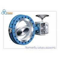 Buy cheap 1200mm 150LB Double Eccentric Butterfly Valve from wholesalers
