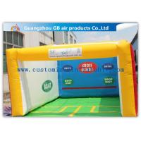 Buy cheap Inflatable Squash Courts For Family Sport Game , Backyard Inflatable Squash Court from wholesalers