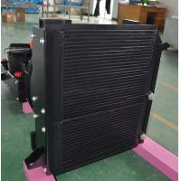 Buy cheap Customized Automotive oil cooler radiator combined Heat Exchanger from wholesalers