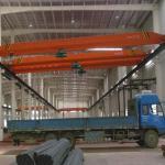 Buy cheap Factory Double Hoist Bridge Overhead Crane 300 Ton Rail Electric Hoist from wholesalers