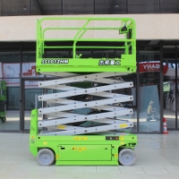 Buy cheap Portable hydraulic 8m 450kg capacity Elevated Lift Platform for indoor from wholesalers