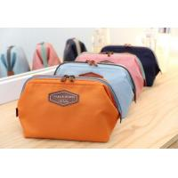Buy cheap Hotel Furniture Colorful Makeup Storage Boxes , Polyester Cosmetic Travel Bag product