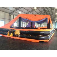 Buy cheap 25 Persons inflatable boat with LSA standard from wholesalers