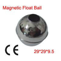 Buy cheap 100x 29X29X9.5mm Stainless Steel Magnetic Floating Ball in switch from wholesalers