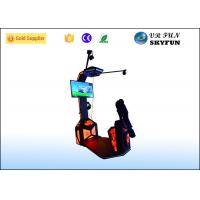 Wholesale Gun Shooting / VR Shooting Simulator Gatling Equipment For Game Center from china suppliers