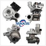 Buy cheap AK2478 GTB1752VK Turbocharger 784114-0002 for Hyundai ix35 Tucson CRDI turbo kit 28231-2F000 from wholesalers