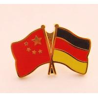 Buy cheap OEM National flag pin badge Custom country Badges for business gifts from wholesalers