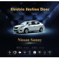Buy cheap Black Aftermarket Car Door Soft Close , Nissan Sunny Auto Electric Suction Door from wholesalers