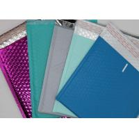 Buy cheap Letter Padded Shipping Envelope , Customized Poly Bubble Lined Mailing Bag from wholesalers