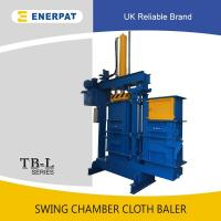 Buy cheap Used clothing/clothes baling machine with CE approved from wholesalers