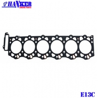 Buy cheap Hino E13C Excavator Engine Cylinder Head Gasket Set from wholesalers