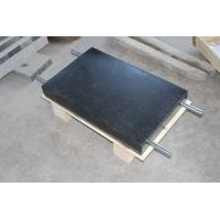 Buy cheap Two Face Lapped Granite Surface Plate Surface Table Calibration With Handle from wholesalers