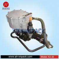 China KZ-32 pipe air power  steel strapping machine packing tool on sale