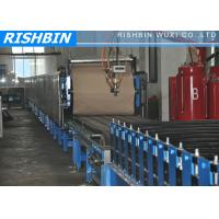 Buy cheap Polyurethane PU Insulation Sandwich Panel Machine with Two Layers For Wall and Roof from wholesalers