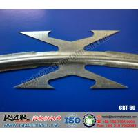 Buy cheap BTO-22 concertian Razor Wire, CBT-60 Razor Wire, Anping Razor Wire, Razor Wire Fencing from wholesalers
