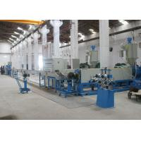 Fast Speed Automotive Cable Extrusion Line Computerized Control Energy Efficiency