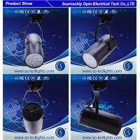 Wholesale High lumen movable adjustable commercial track led light from china suppliers