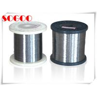 Wholesale Nicr 30 / 20  Nickel Chromium Resistance Wire High Strength For Electric Heating Industry from china suppliers