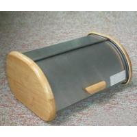 Buy cheap Stainless steel bread box 4 from wholesalers