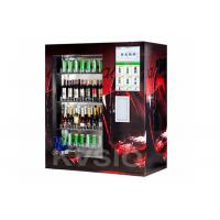 Buy cheap Brandy Champagne Beer Auto Vending Machine With Elevator And Real Time Monitoring System from wholesalers
