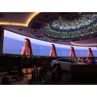 Buy cheap Front Service P3 Big Indoor Led Video Wall Screen for Casino in Cyprus from wholesalers