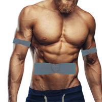 Buy cheap Meraif Portable Back Pain Tens Ems Unit Wholesale Tens Electrode Pads Massage Nerve Stimulator muscle Machine Full Body from wholesalers