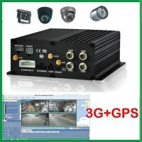 China law enforcement vehicle dvr with PTZ remote control CMS available 4 ch HDD MDVR on sale