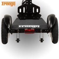 Buy cheap Freego Solo Patented 3 Wheel Electric Scooter With Seat For Old Personal Transporters from wholesalers