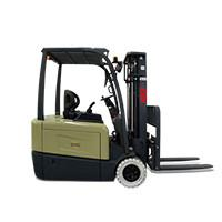 Buy cheap ELECTRIC FORKLIFT TRUCKS(4-WHEEL) 1.3-2T from wholesalers