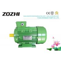 Buy cheap 2.2kw 3HP MS Aluminum Three Phase AC Motors 4 Poles IP54/IP55 For Cutting Machine from wholesalers