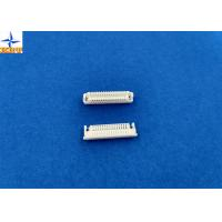Buy cheap 1mm pitch Female Wire To Board Connector 21 / 31positions Wire Housing For Computer from wholesalers