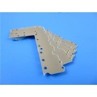 Buy cheap Dual Layer Rogers PCB Built on 10.7mil RO4350B LoPro Reverse Treated Foil WIth Immersion Gold for RFID tags from wholesalers