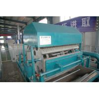 Buy cheap Paper Pulp Egg Tray Making Machine , Paper Pulp Machine Producing Egg Box from wholesalers