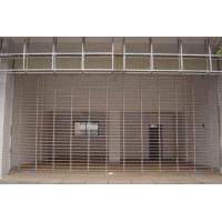 Buy cheap Public Places / Houses Security Shutter Doors , Sturdy Durable Metal Roller Shutter from wholesalers