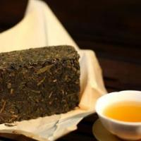 Buy cheap Anhua Tight And Black Shape Chinese Dark Tea For Restaurants And Tea Houses from wholesalers