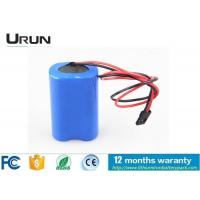 Buy cheap Long Life 6.6V 2500mAh Rechargeable Lithium Ion Battery For RC Products from wholesalers