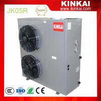 KINKAI CE Certification and Stainless Steel Housing Material air water heat pump Manufactures